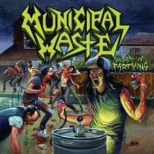 municipalwaste-theartofpartying