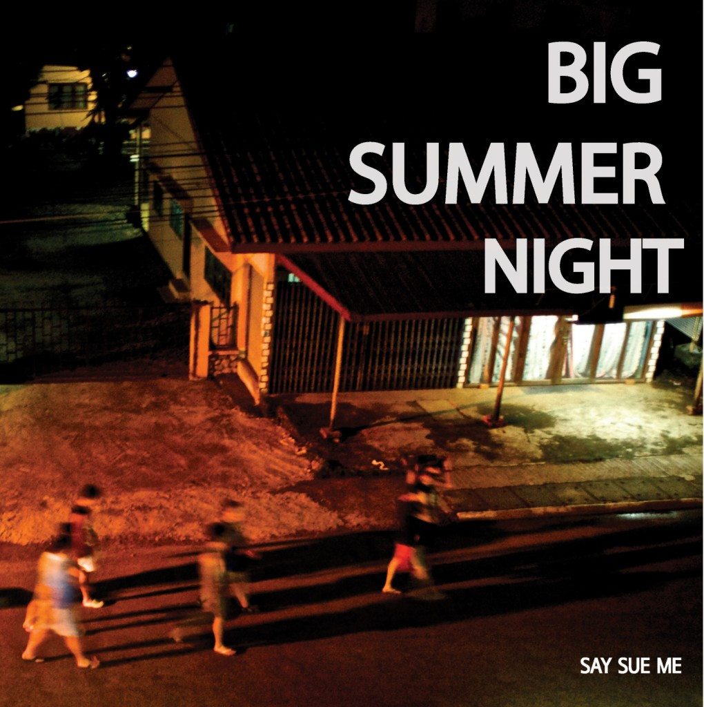 big summer night cover